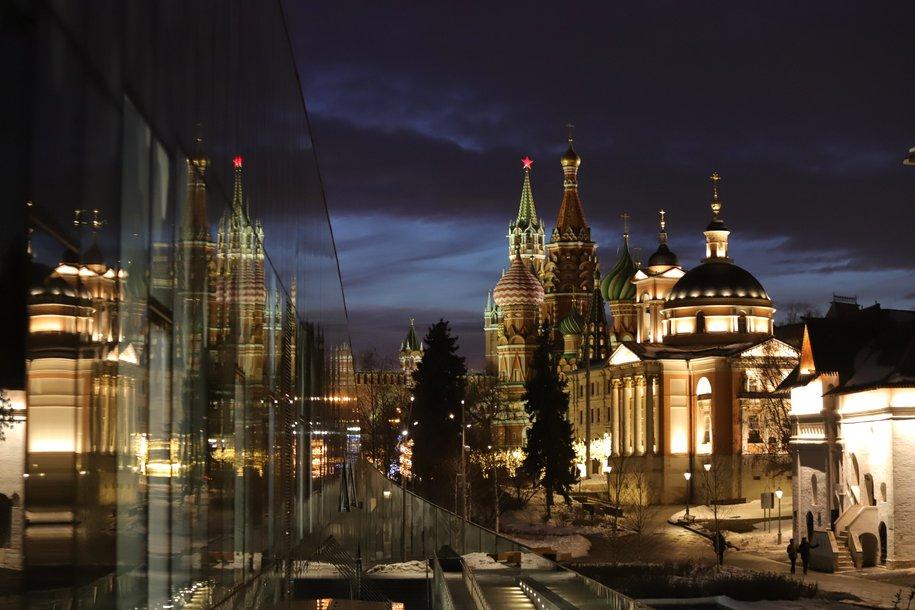 Экологическая акция «Час Земли» завершилась в Москве
