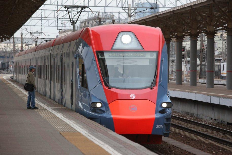 За пять лет в столице будет создана новая система ж/д транспорта