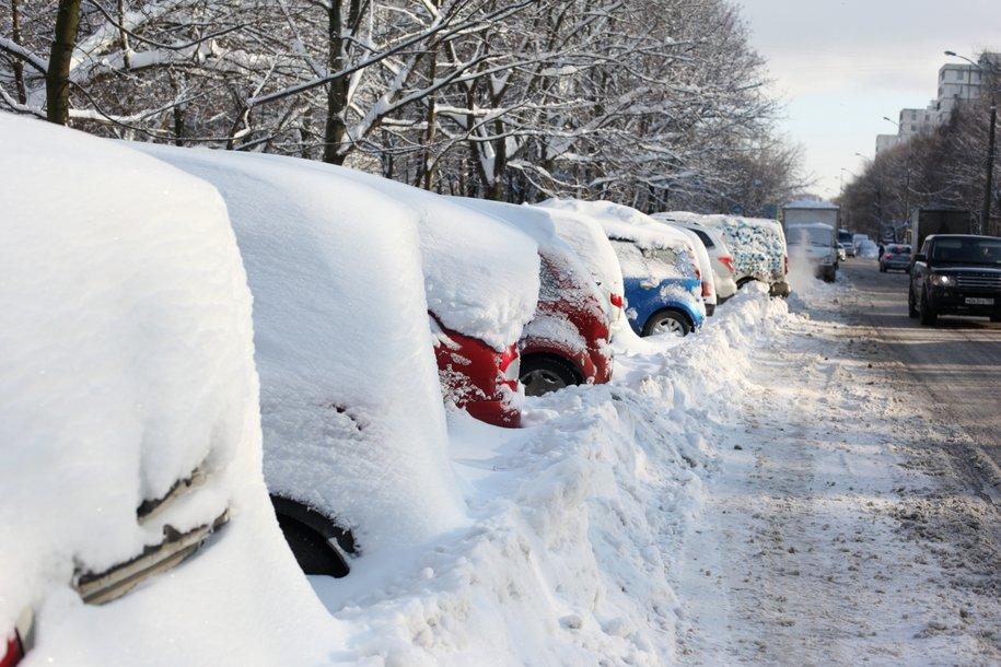 Высота снежного покрова в столице может увеличиться до 5 см