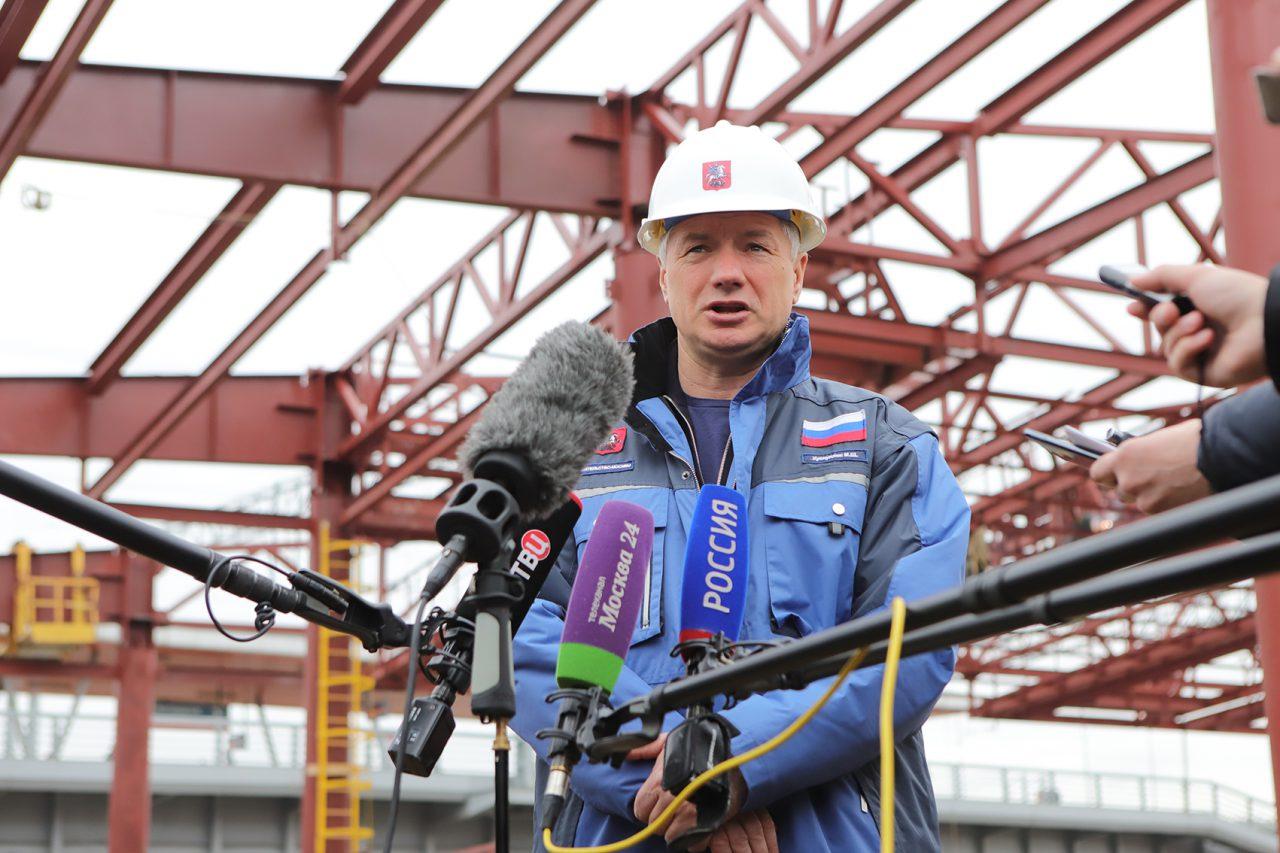 Реконструкция Каховской линии столичного метро займет полтора-два года — Хуснуллин