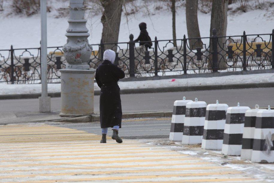 МЧС предупредило москвичей о сильных порывах ветра до 17 м/c