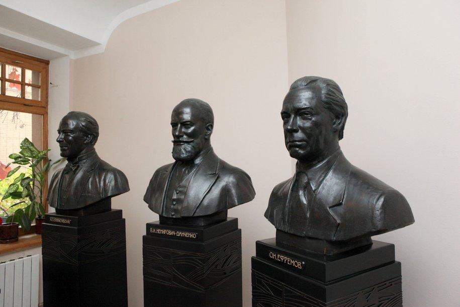 В столице планируют установить памятник артисту Владимиру Этушу