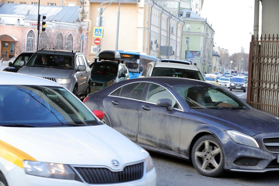 4 ноября парковка в Москве будет бесплатной