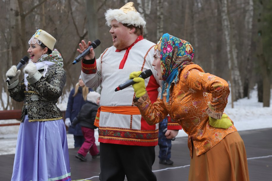 Более 40 представлений покажут на фестивале «Московская масленица» 10 марта