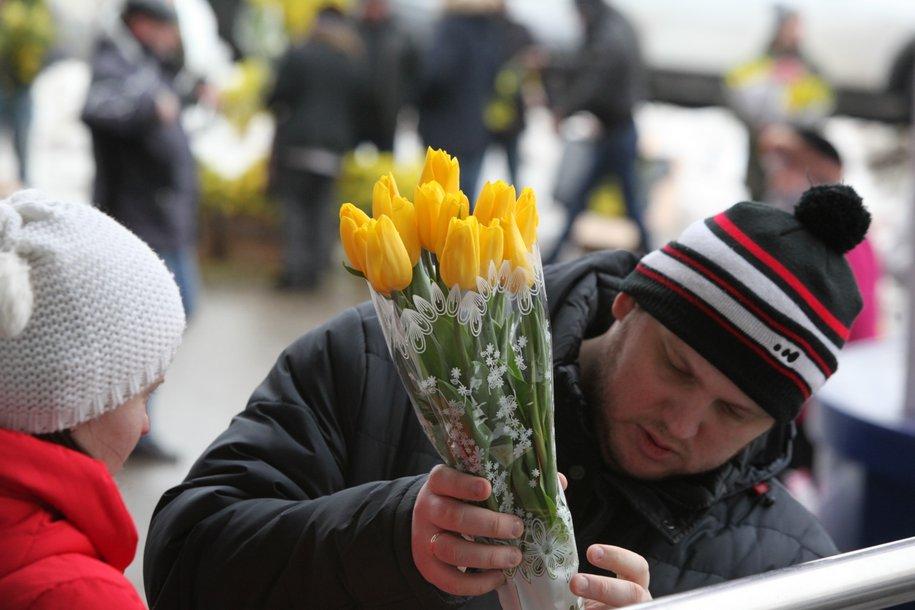 Самым теплым днем с начала года в Москве стало 9 марта