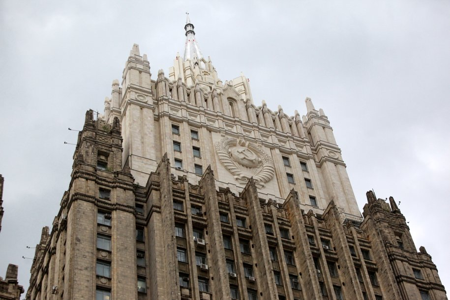 Сергей Собянин поздравил с днем рождения министра иностранных дел РФ Сергея Лаврова