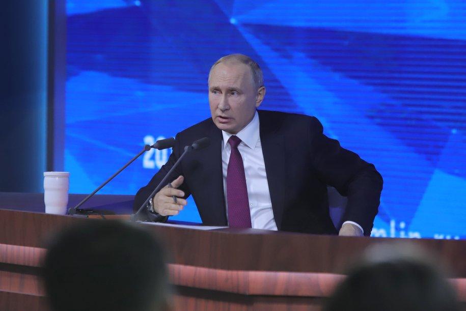 Владимир Путин поздравил пограничников с профессиональным праздником