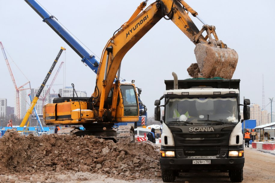 В 2022 году начнется реконструкция развязки на пересечении МКАД и Алтуфьевского шоссе