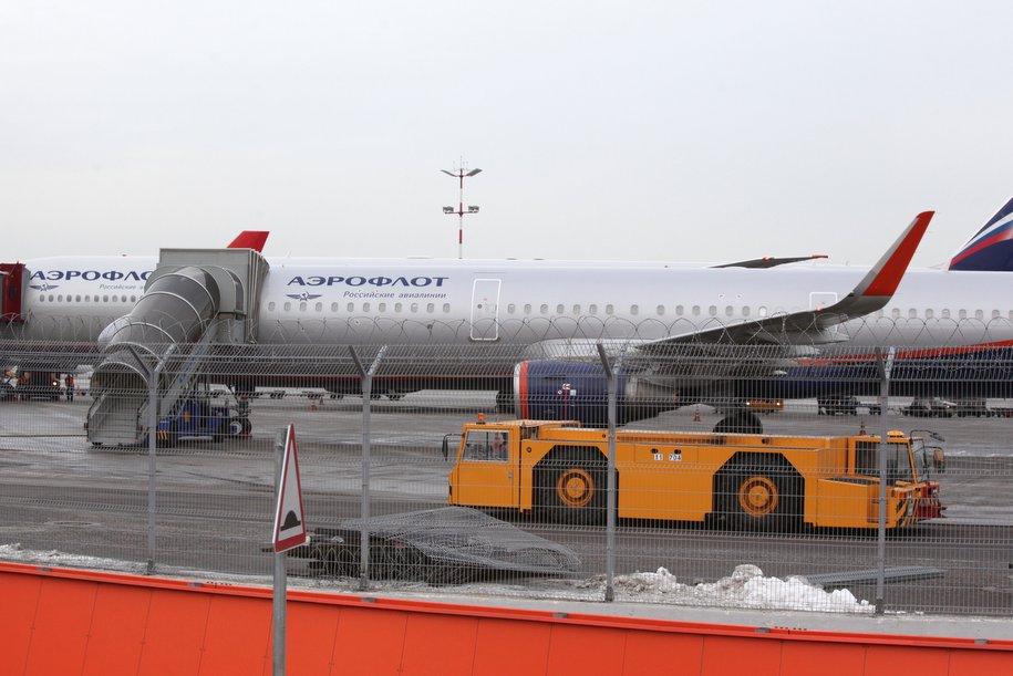В столичных аэропортах задержано и отменено 17 рейсов
