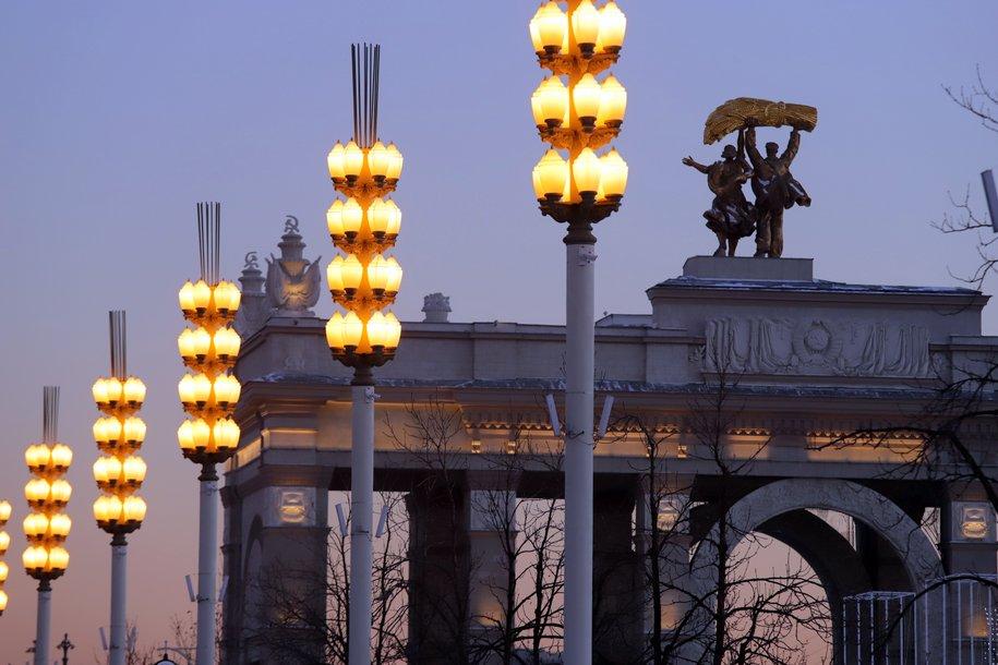 «Город зимы» на ВДНХ посетили около миллиона гостей