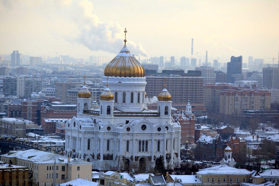 Алексей Шапошников пожелал всем добра и мира в Прощеное воскресенье