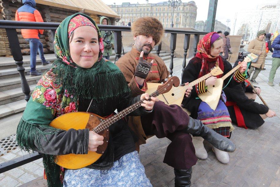 На фестивале «Московская Масленица» выступит команда КВН «Будем дружить семьями»