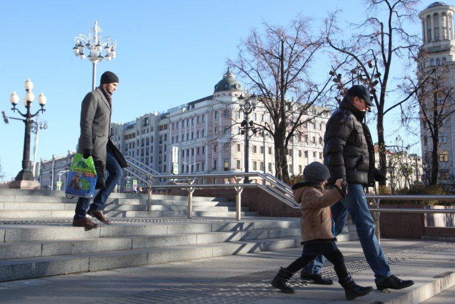 Cамый теплый день с начала года зафиксирован в столице