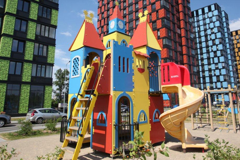 На детских площадках установят камеры