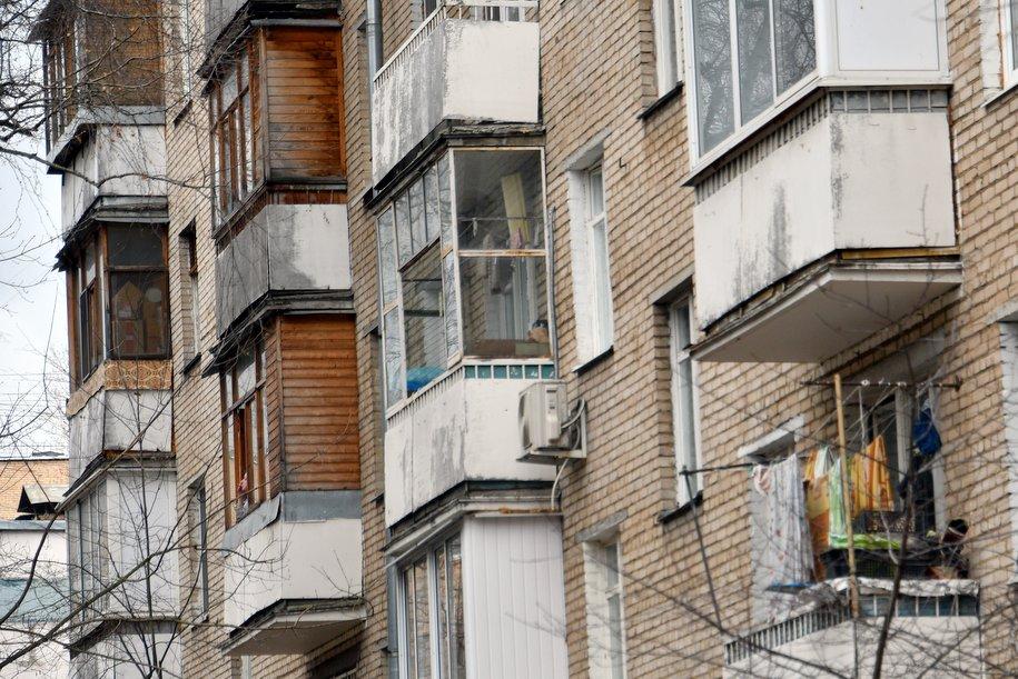 Пятиэтажку в Парусном проезде включили в программу реновации