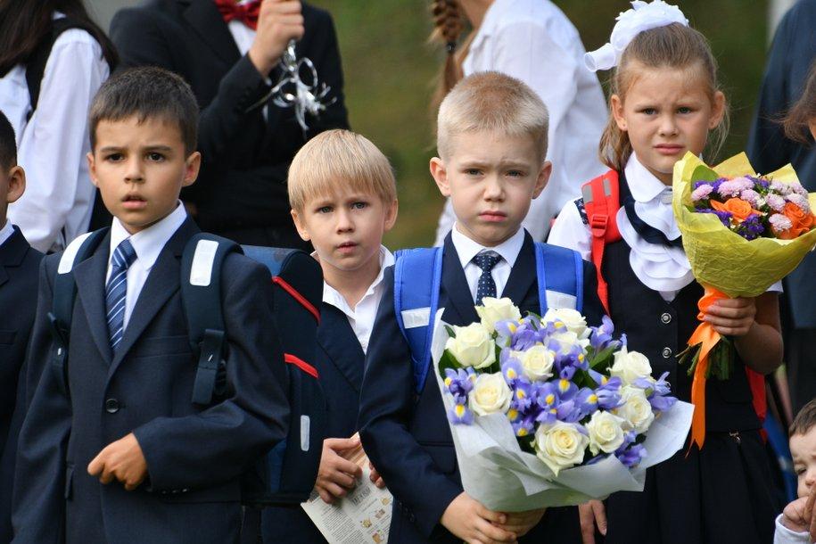 В День смеха московские школьники запустят флешмоб #цветнастроенияшкольный