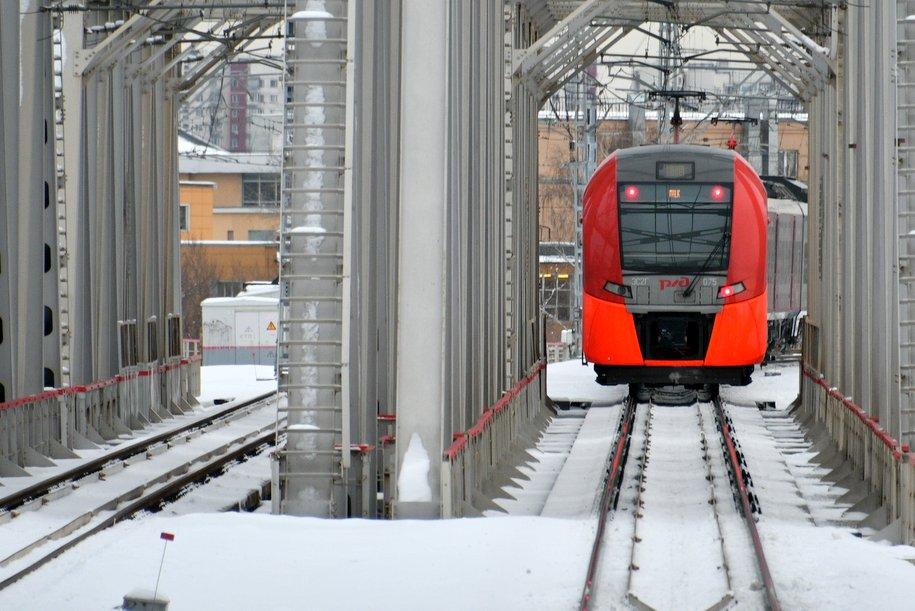 Более 620 тыс. пассажиров воспользовались МЦК на мартовских праздниках