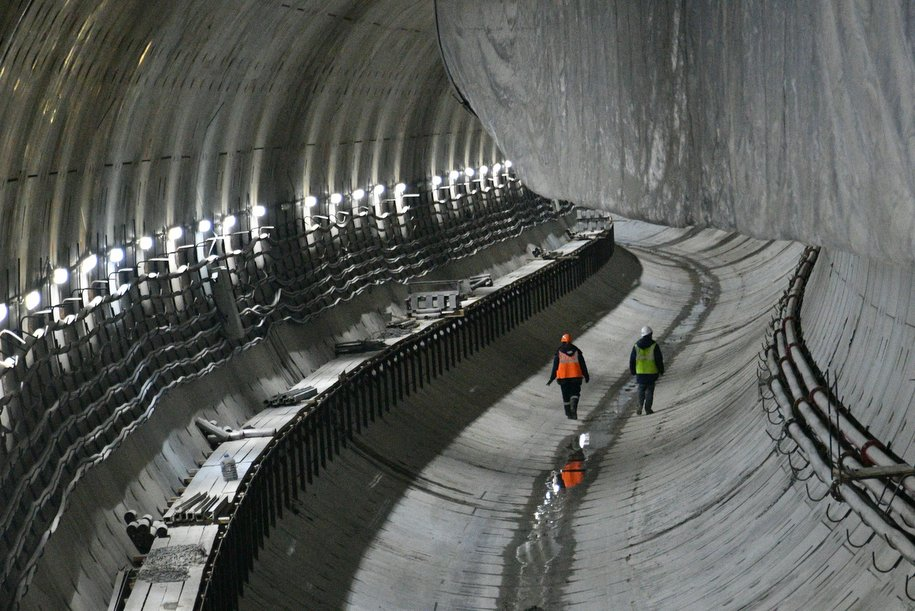 Одобрен проект планировки участка метро от станции «Шелепиха» до станции «Строгино»