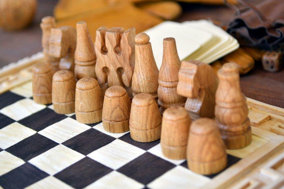 Более 500 человек приняли участие в заключительном московском этапе шахматного турнира