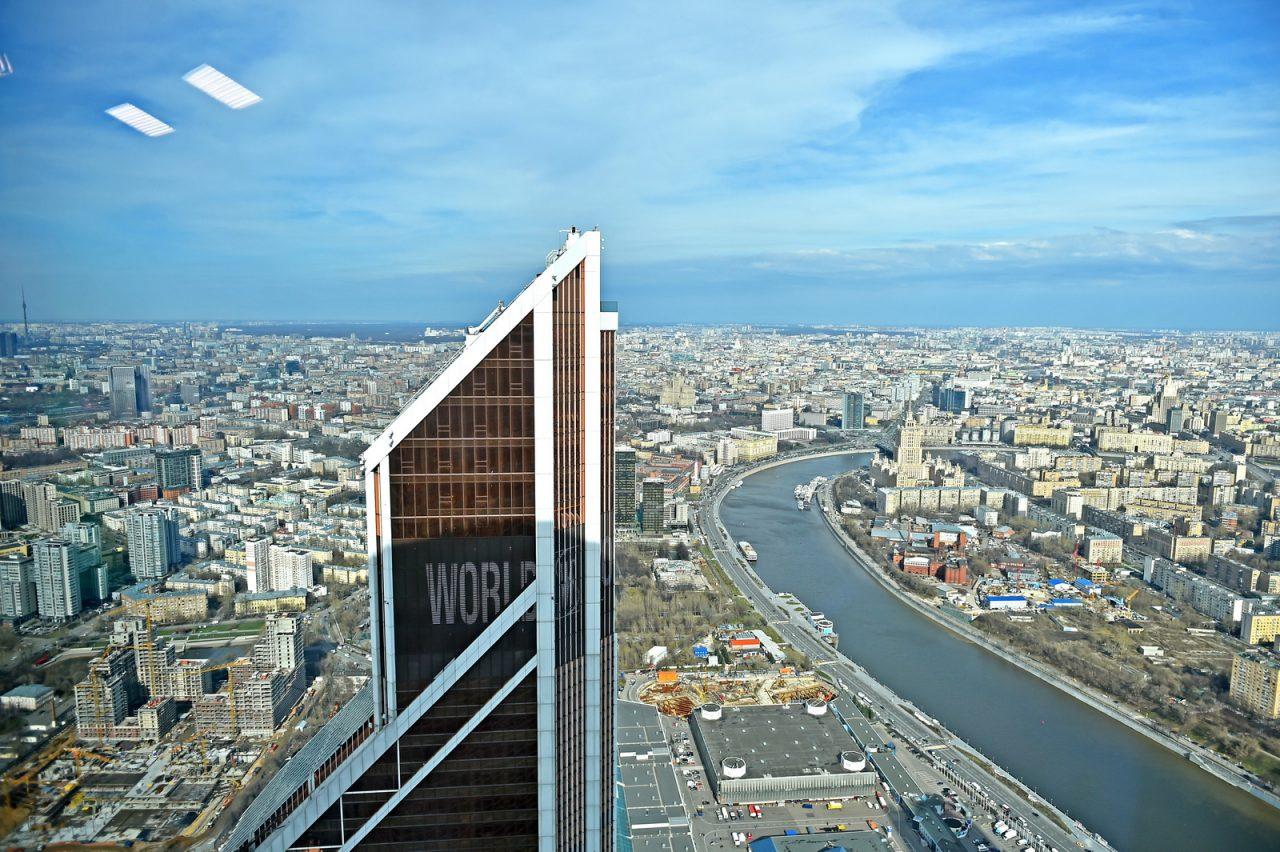 Самый высокий жилой небоскреб построят в Москве