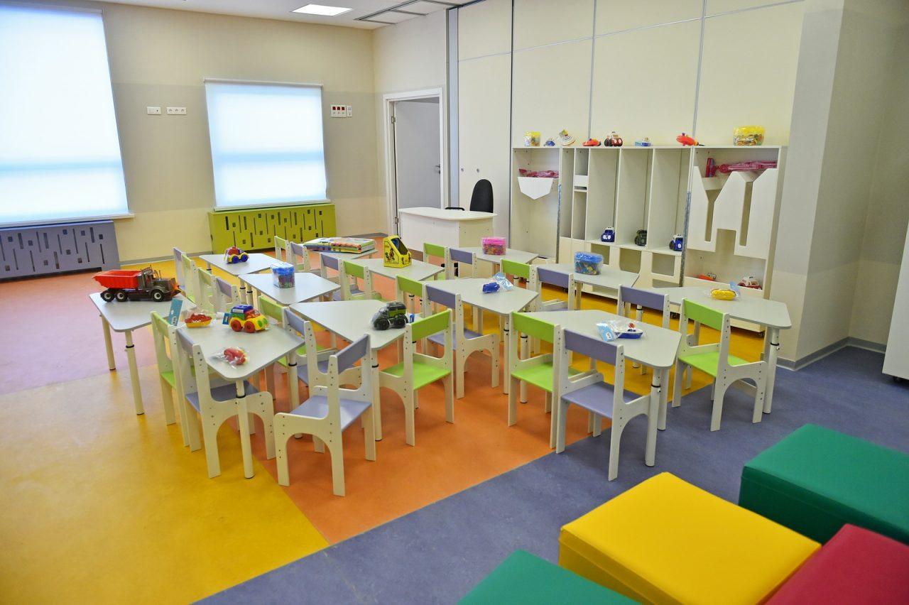 В Новой Москве завершается строительство детских садов