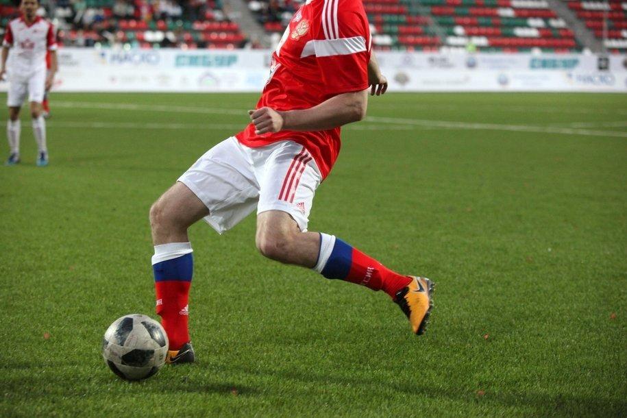 На Волоколамском шоссе реконструируют футбольный стадион
