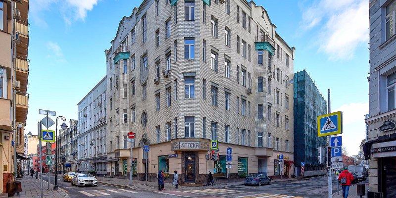 Дом на Малой Бронной признали памятником архитектуры