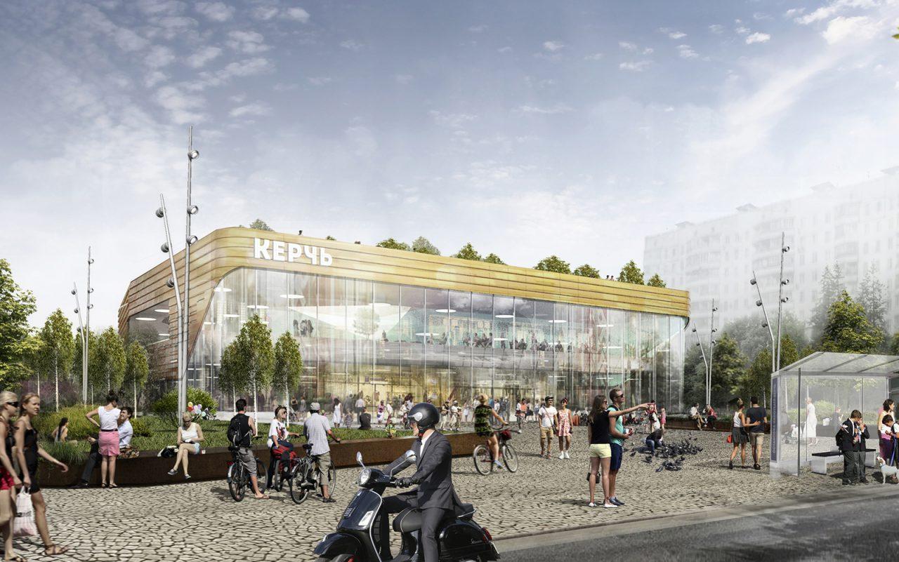 Кинотеатр «Керчь» превратится в многофункциональный районный центр