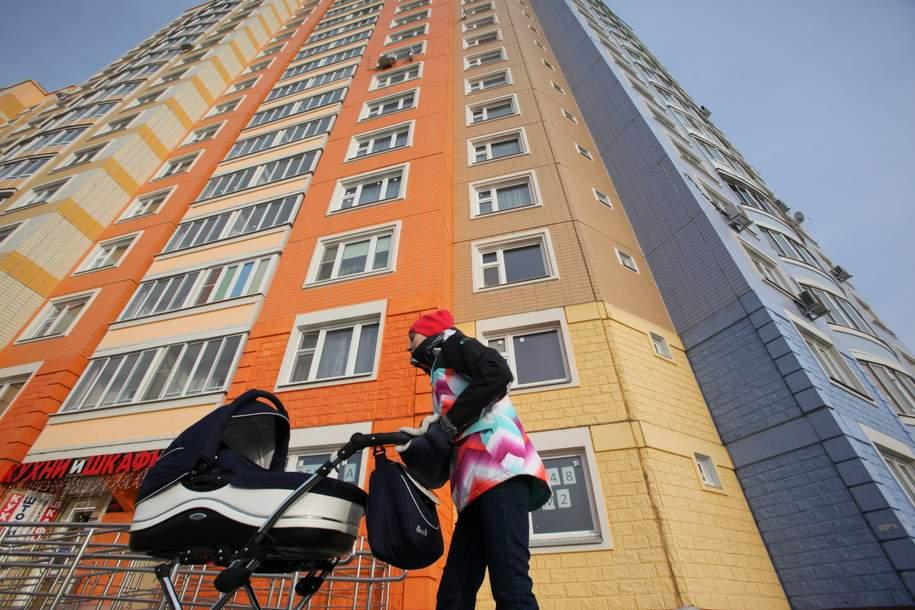 В ТиНАО подсчитали объем квартир на рынке новостроек