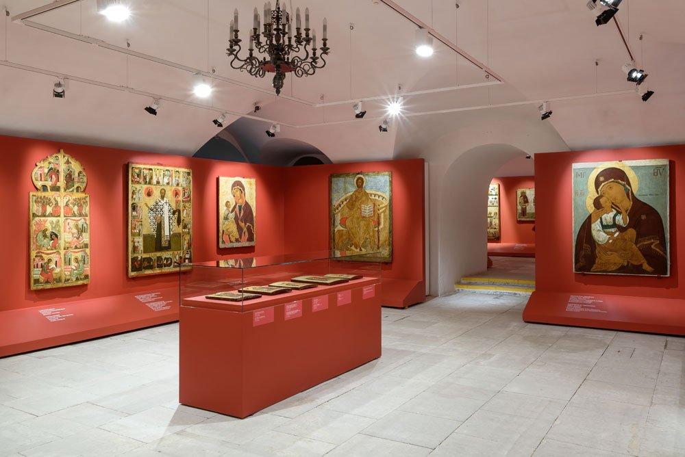 Музей Рублева могут передать РПЦ