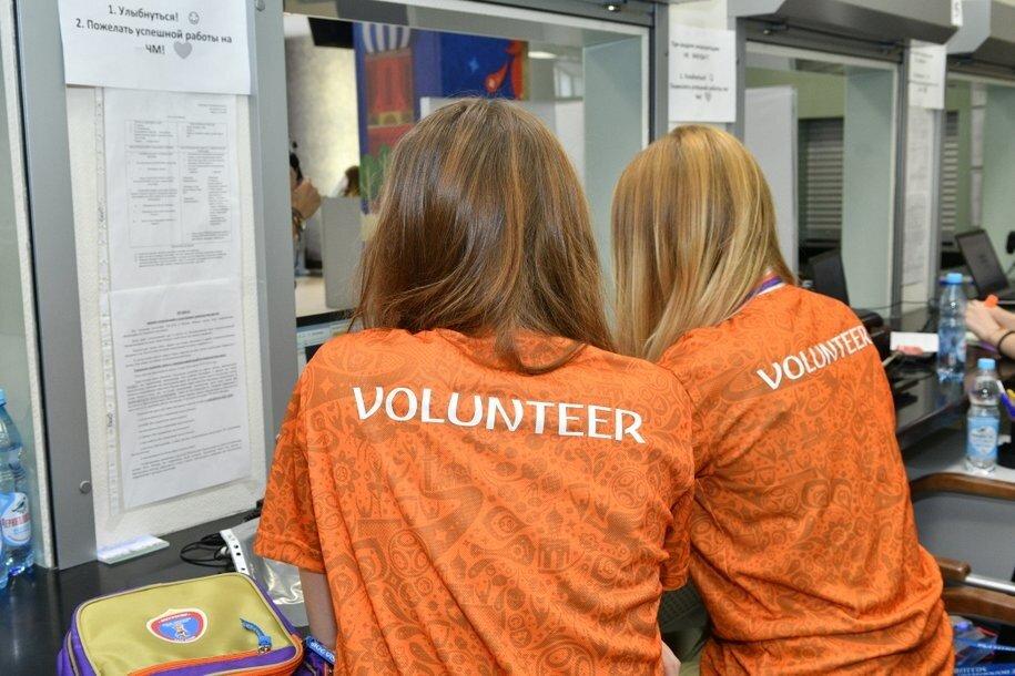 В Москве стартовала регистрация волонтеров