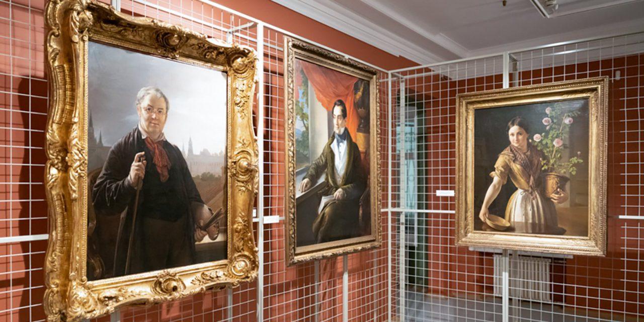 Картина Левитана «Летний пейзаж. Пашня» не имеет отношения к музею — Третьяковская галерея