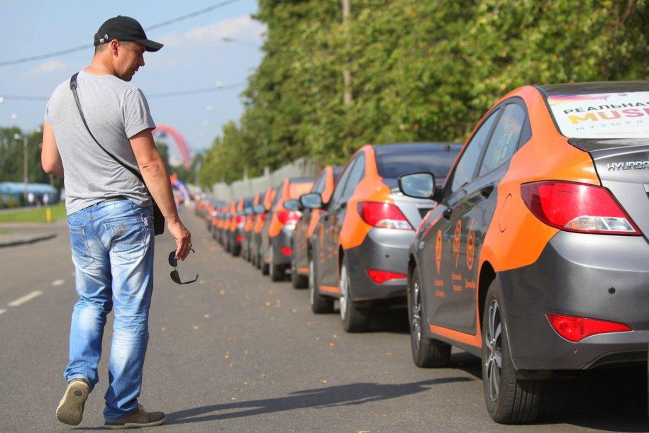 Парк столичного каршеринга в этом году увеличится до 25 тысяч машин