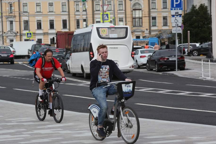 Количество велопоездок в Москве может превысить 5 млн в сезоне 2019 года