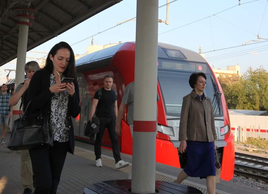 Интервалы движения поездов МЦК с 27 на 28 апреля с 21:00 до 2:00 составят 10 минут
