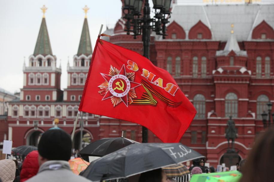 Историческая акция стартует в столице в преддверии Дня Победы