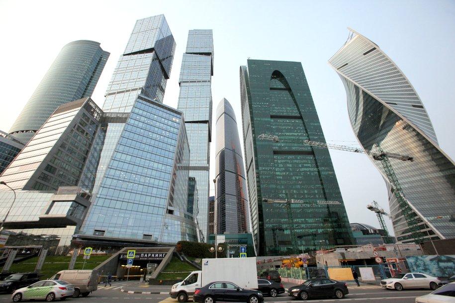 Гастрономический комплекс появится в небоскребе «Башня Федерация»
