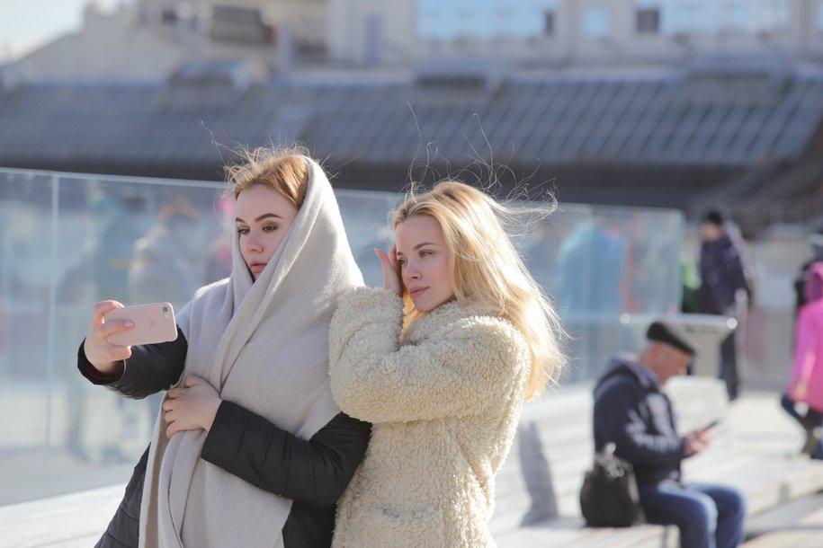 Москвичей ожидает солнечная погода и до 20 градусов тепла