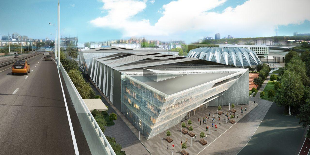 Крупнейший в Европе теннисный центр в Лужниках начнет свою работу в 2021 году