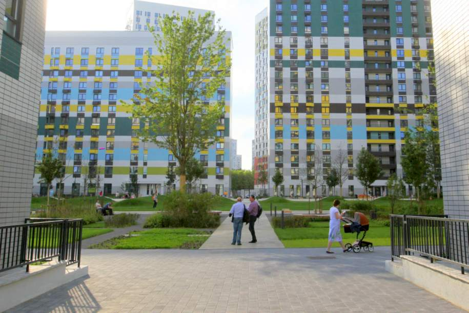 Более 90% переселяющихся по программе реновации в Бабушкинском районе получили новые квартиры