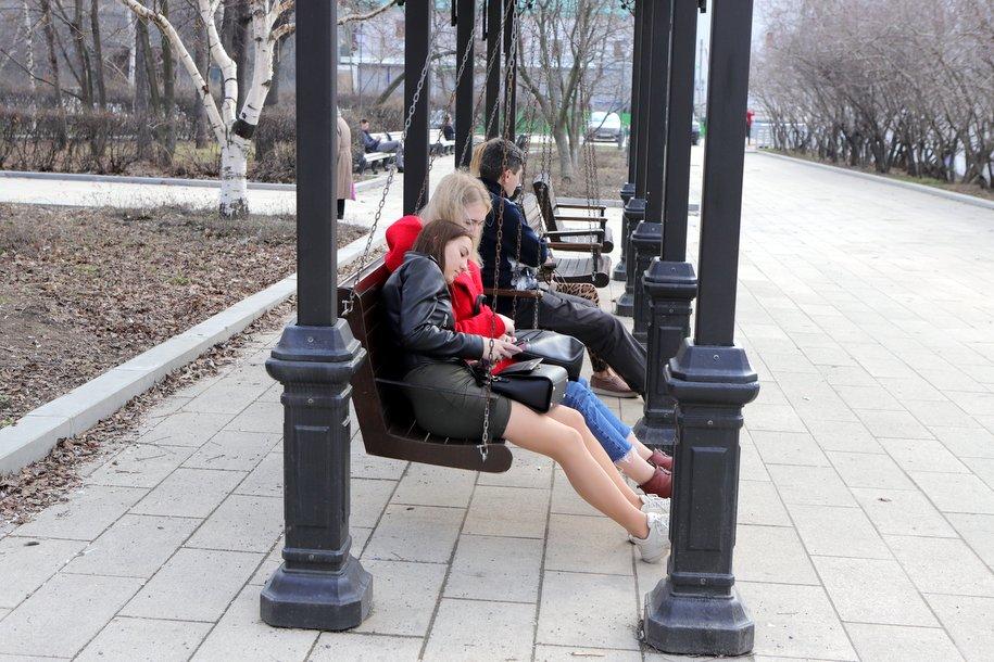 Рекордно высокое атмосферное давление ожидает москвичей 17 апреля