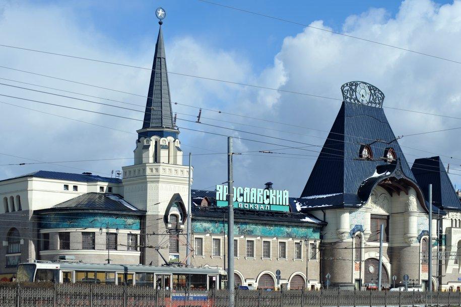 На Ярославском направлении МЖД произошёл сбой в движении поездов