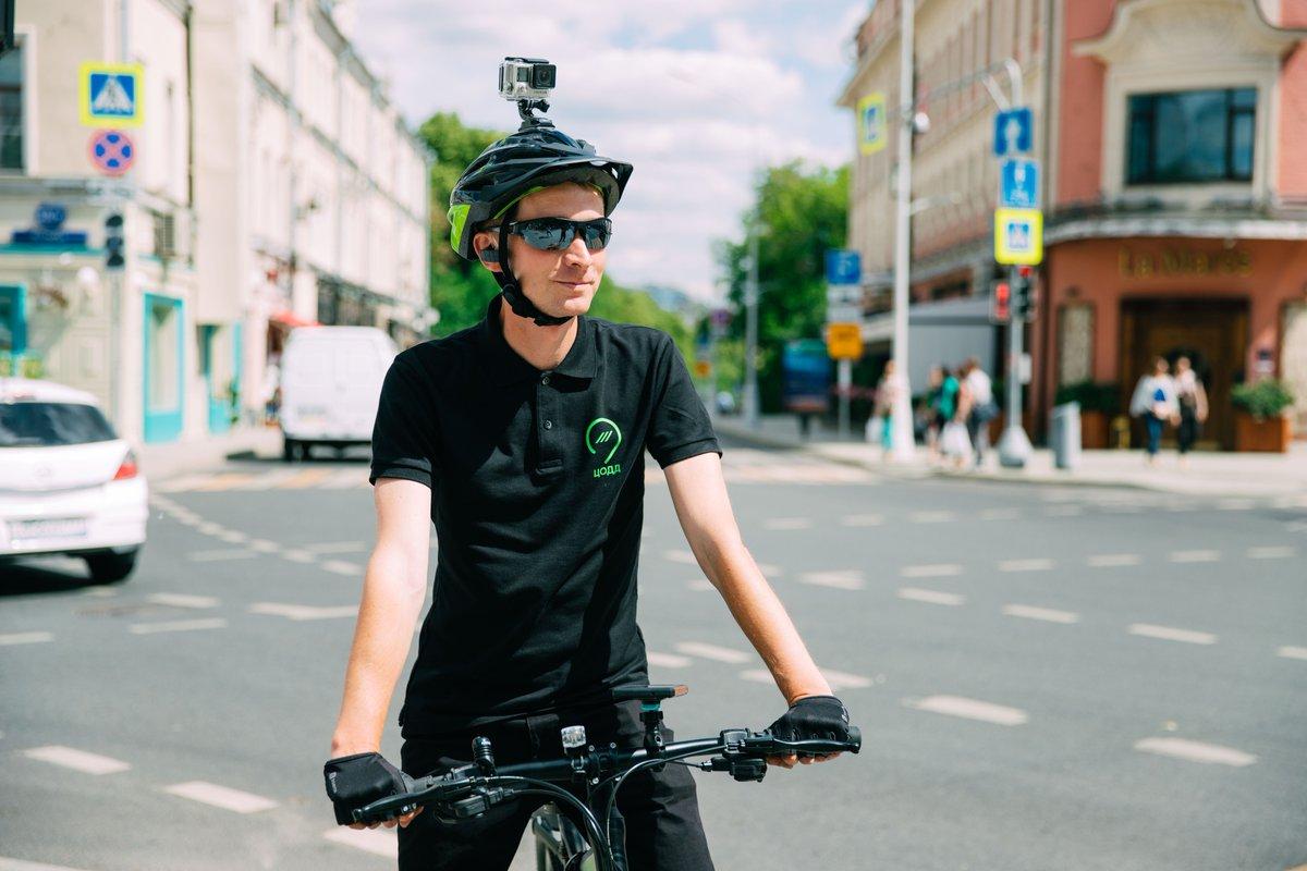 С началом теплого сезона на столичных улицах вновь появится велопатруль