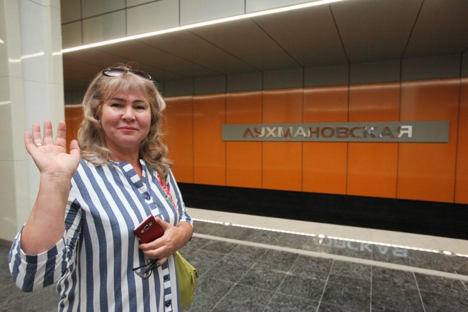Движение поездов по Некрасовской линии метро планируют открыть в июне