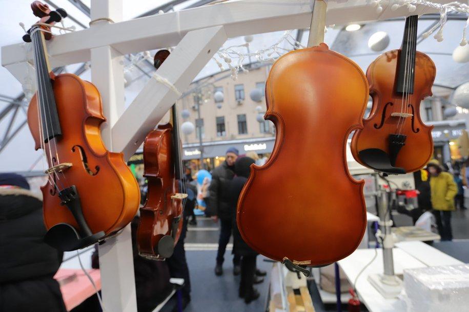 Мэр Москвы открыл новый многофункциональный зал в Московском международном Доме музыки