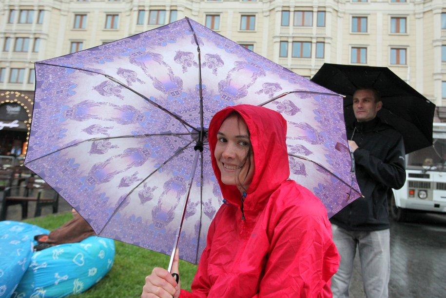 В Москве ожидается первая весенняя гроза