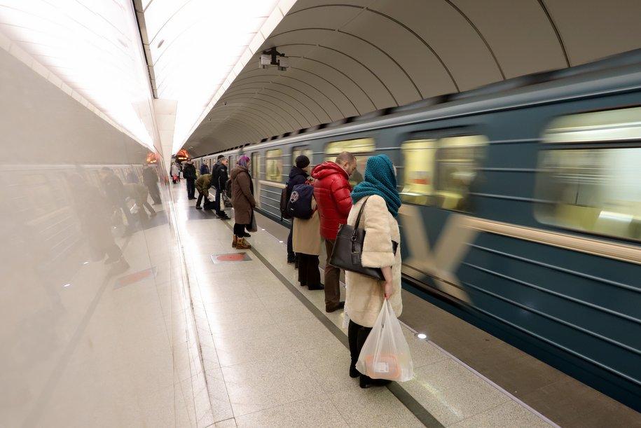 Продолжается активное строительство станций первого этапа Троицкой линии метро