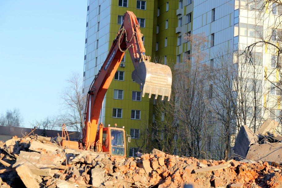 Дома по программе реновации в «Новой Москве» начнут строить летом