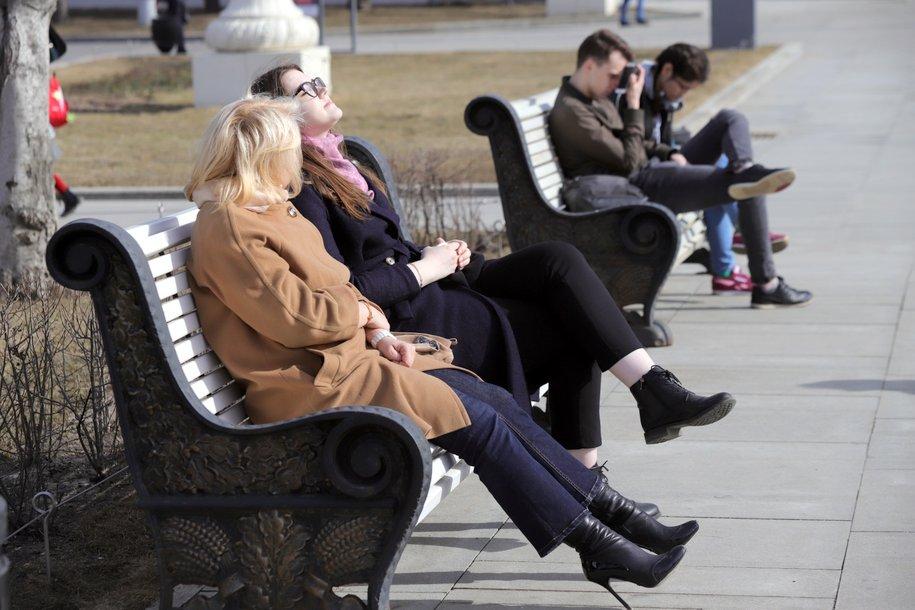 17-градусное тепло придет в столицу в среду — Фобос