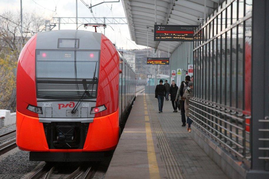 Пассажиропоток станции МЦК «Бульвар Рокоссовского» вырос почти в три раза